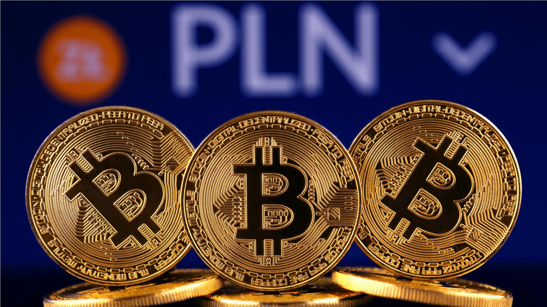Bitcoin przekroczył cenę 50 000 zł