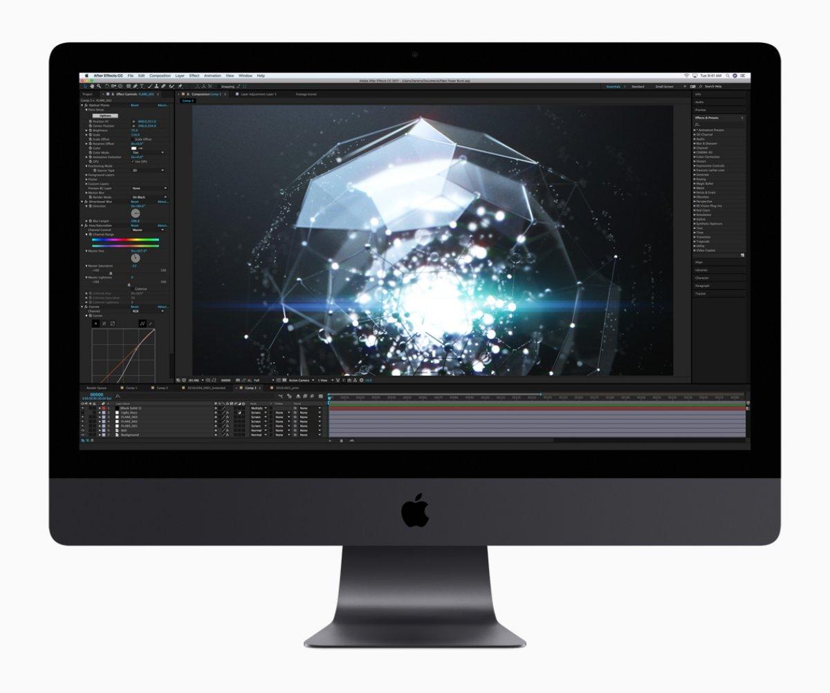 iMac Pro naprawa