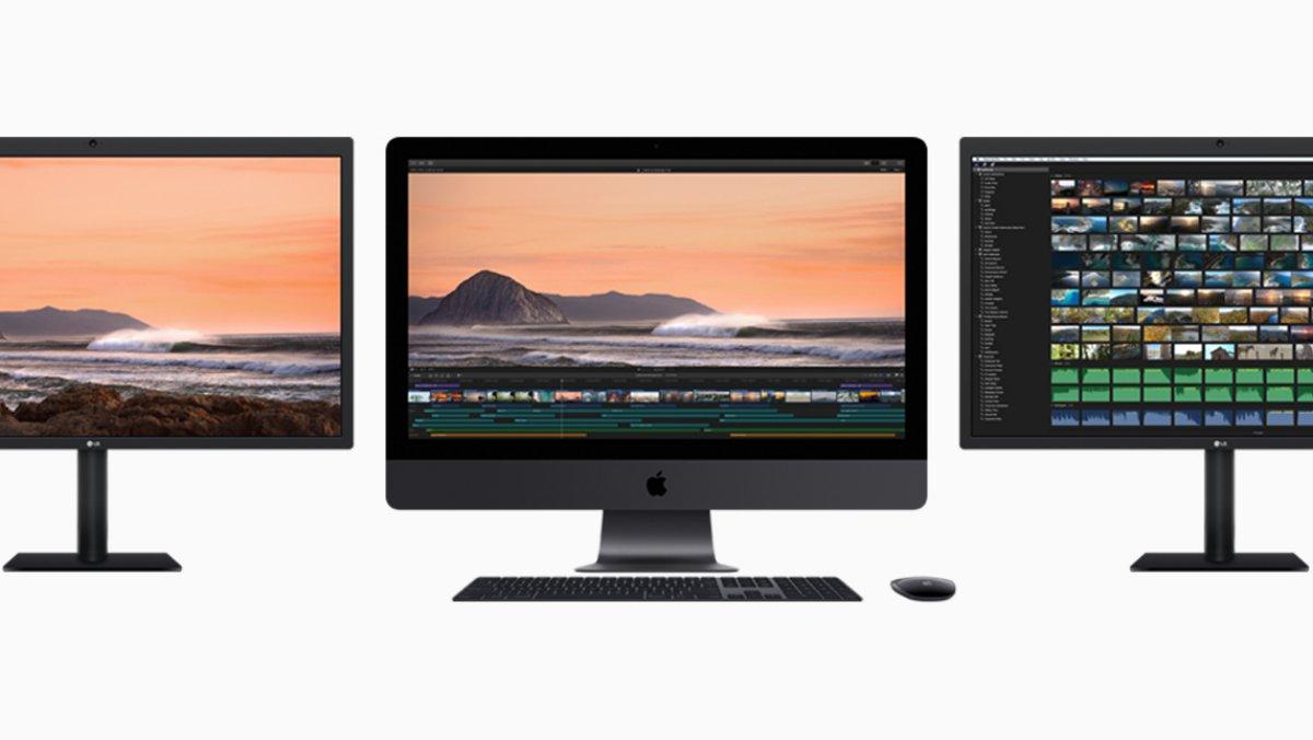 przesiadka na maca który komputer apple wybrać - imac pro