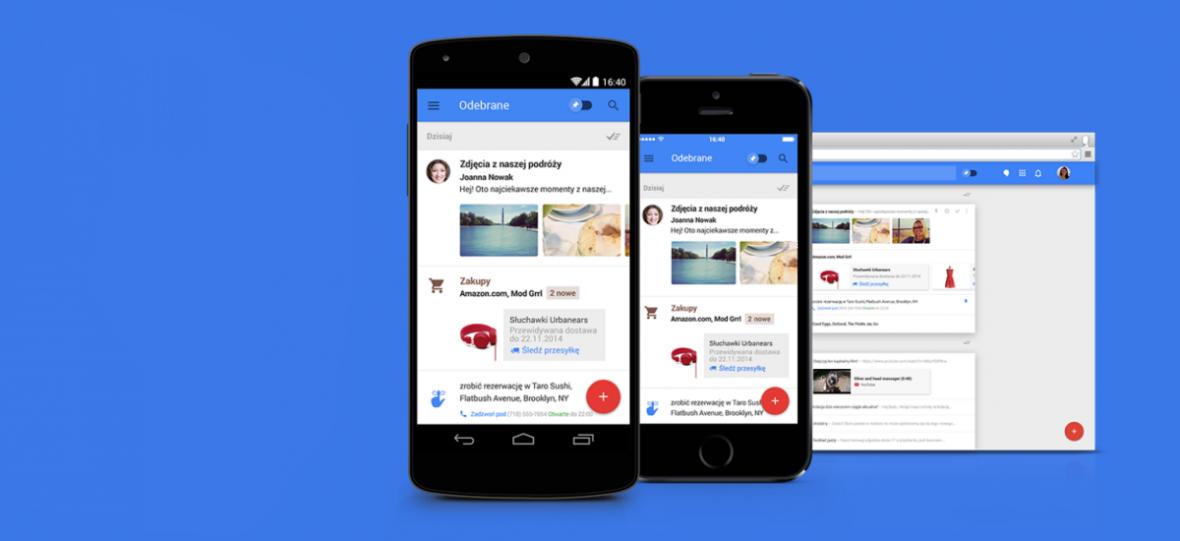 Czas pożegnać Inboxa. Gdy nadejdzie nowy Gmail, druga poczta Google'a straci rację bytu