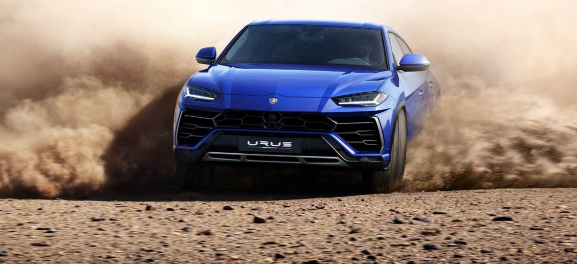 Ale Urus! Lamborghini zaprezentowało pierwszego SSUV-a na świecie