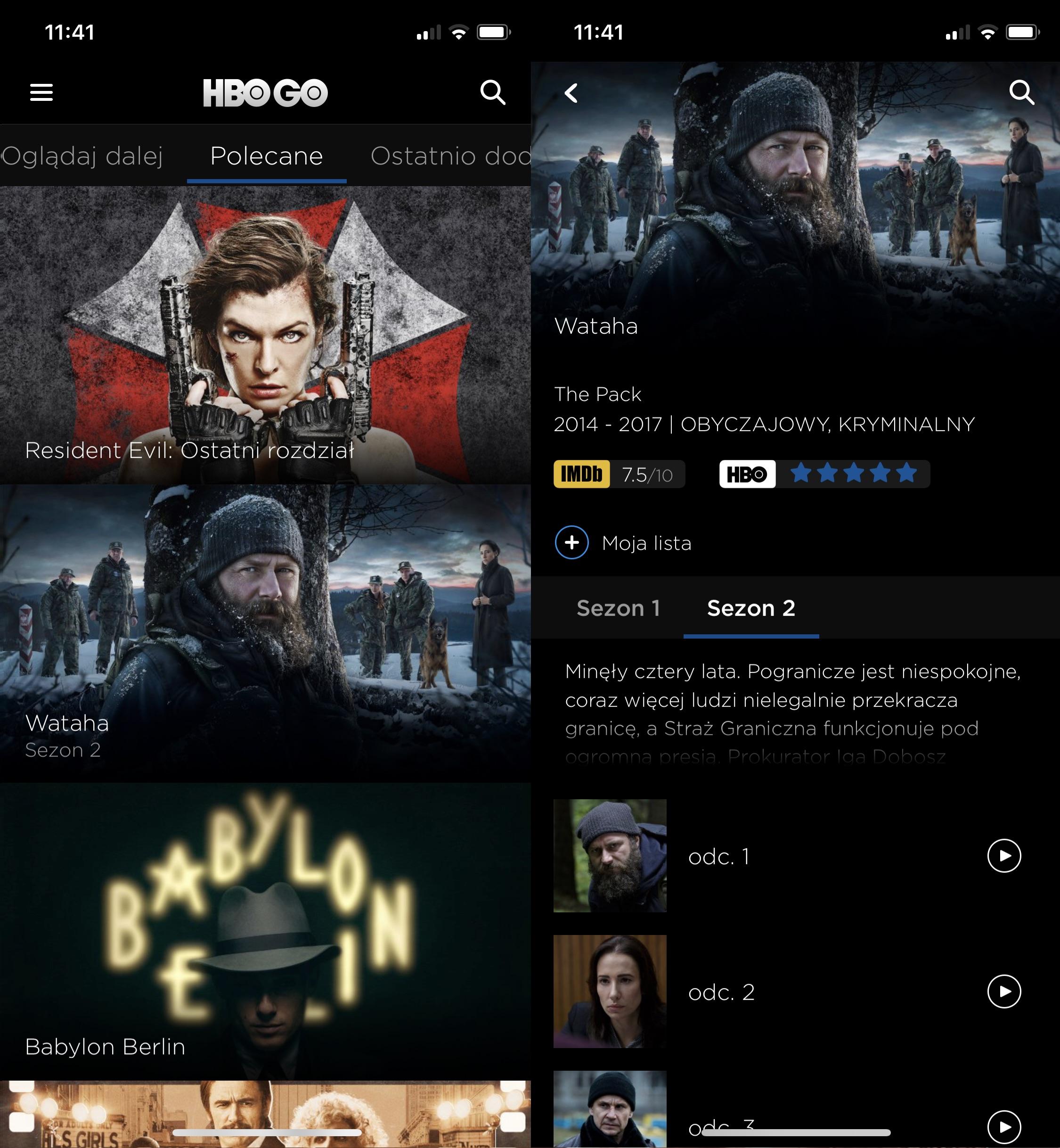 Nowa wersja HBO GO już dostępna  Sprawdź, jak pobrać aplikację