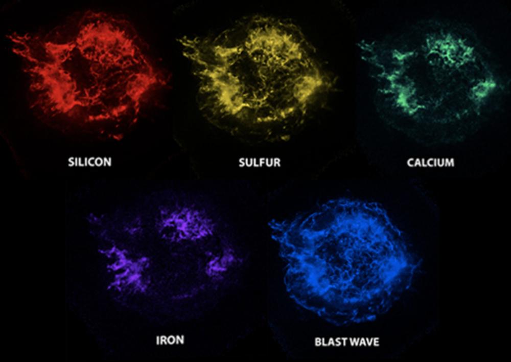 Supernowa Kasjopeja A