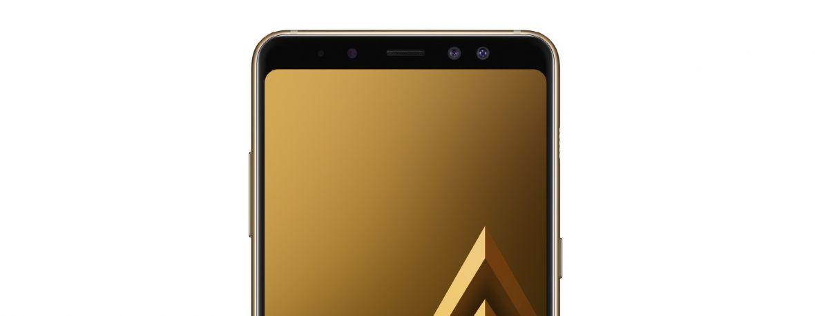Samsung Galaxy A8 oficjalnie zaprezentowany. Wygląda jak mniejszy Galaxy S8