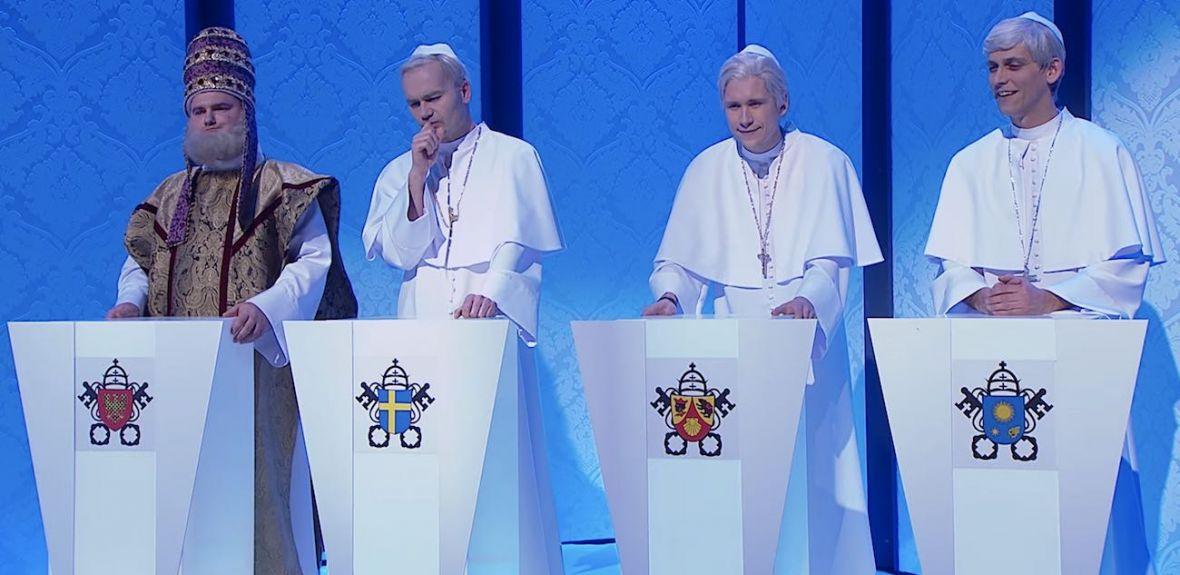 SNL Poland udowadnia, jak fajną pracę, jako naród, wykonaliśmy przez ostatnich kilkanaście lat