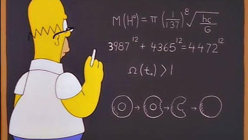 Simpsonowie przewidują Bozon Higgsa