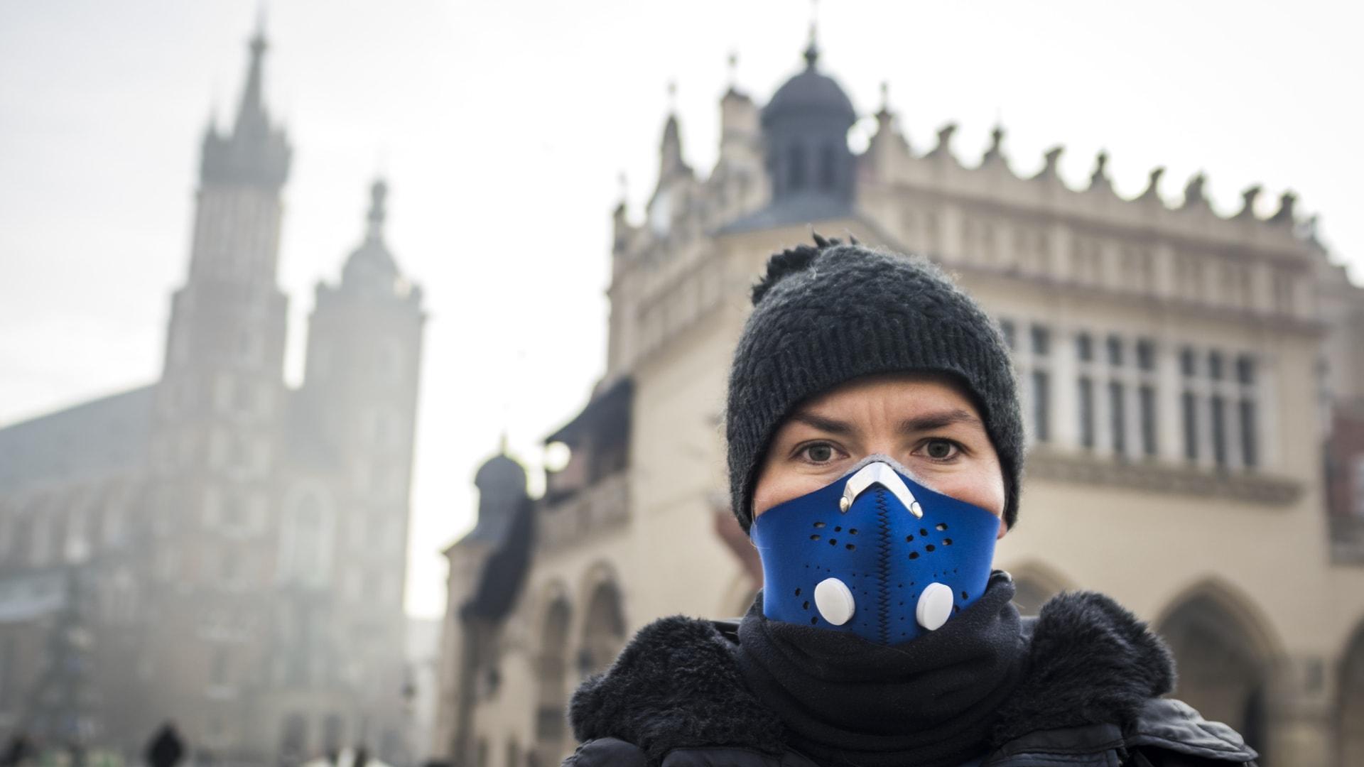 Smog zaatakował Polskę z niespotykaną siłą