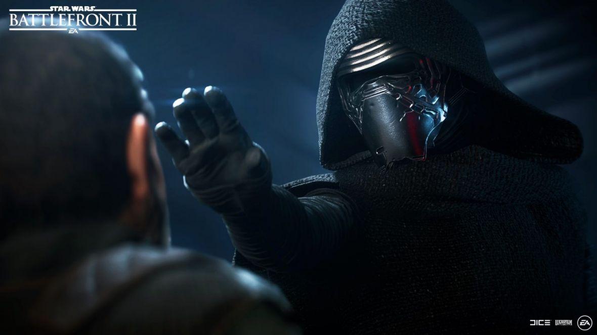 Zdradzamy, co kryje DLC do kampanii Star Wars Battlefront 2 i jak łączy historię Iden Versio z Ostatnim Jedi