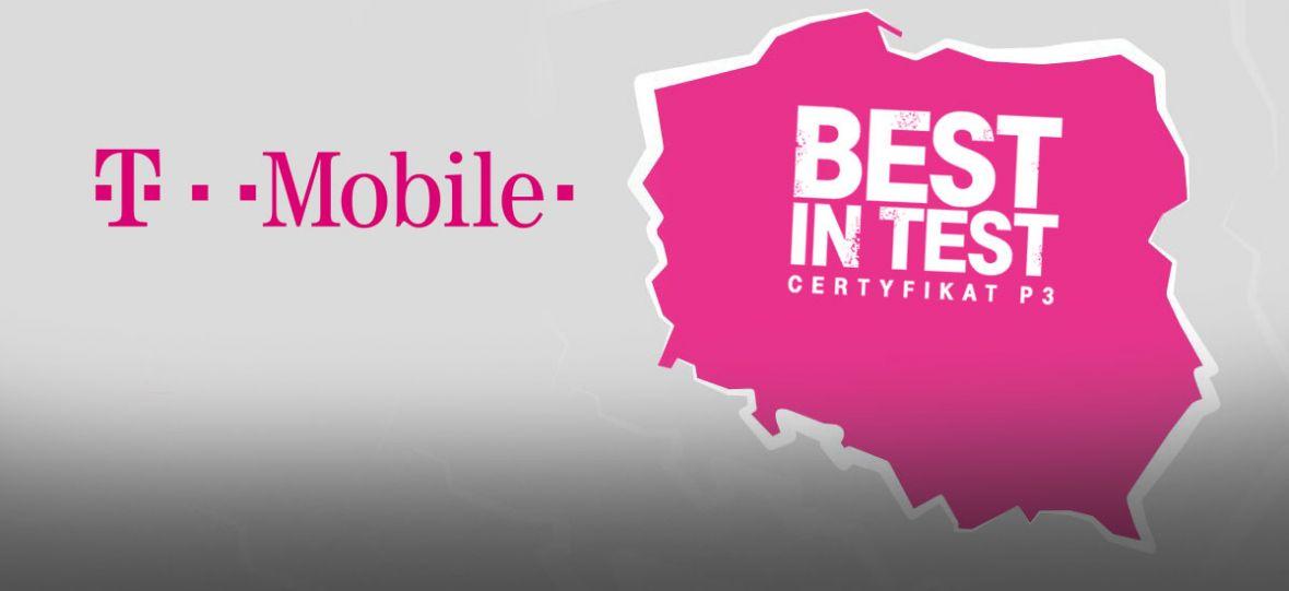 Sprawdzili kilkadziesiąt miejscowości i tysiące połączeń. Tytuł najlepszej sieci komórkowej zdobył T-Mobile