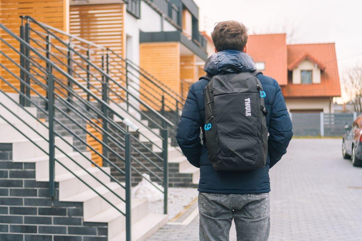 Godny zaufania plecak dla fotografa. Thule Aspect DSLR Backpack – recenzja