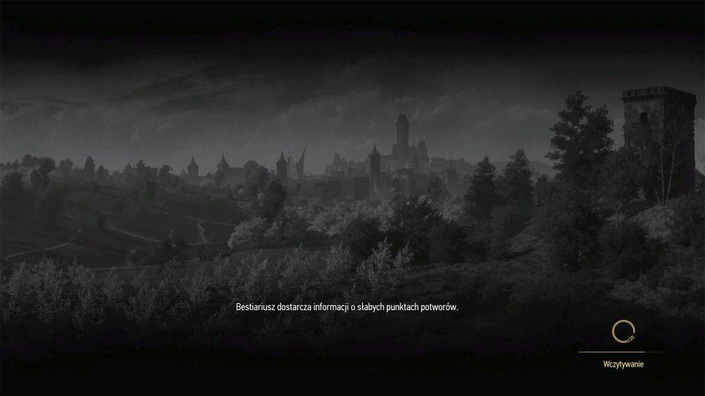 Wiedźmin 3 Xbox One X