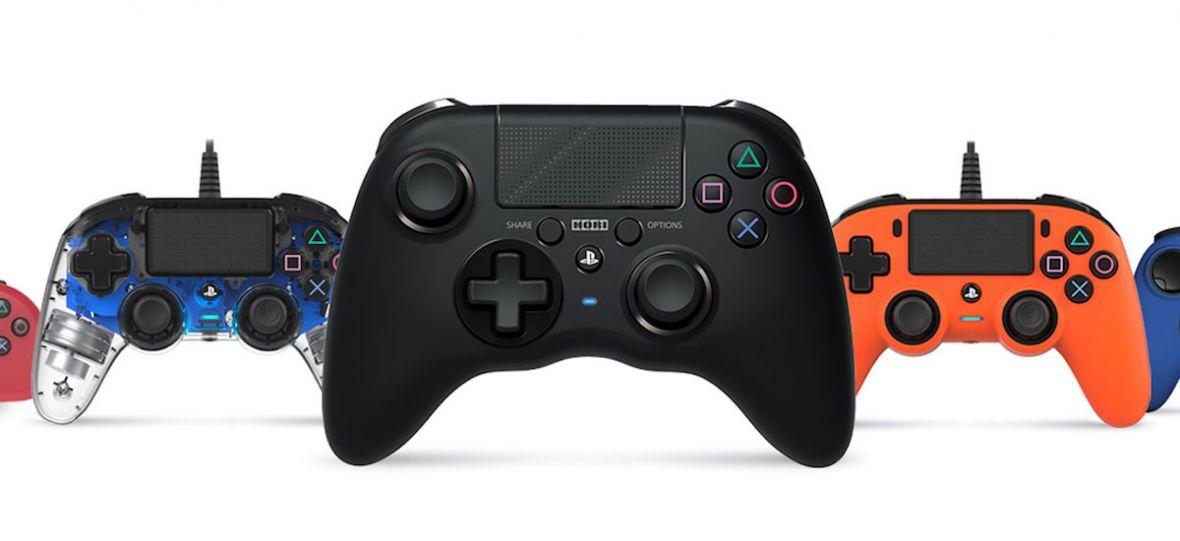Sony chwali się padem do PS4 z układem przycisków i analogów rodem z Xboksa