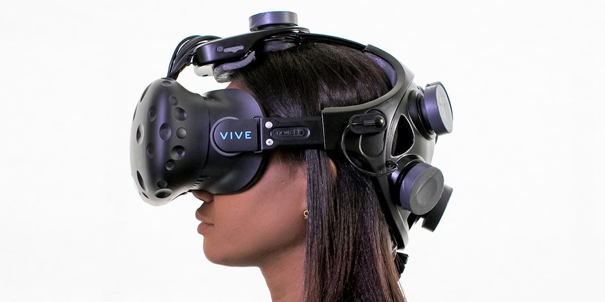 Neurable vr wirtualna rzeczywistość