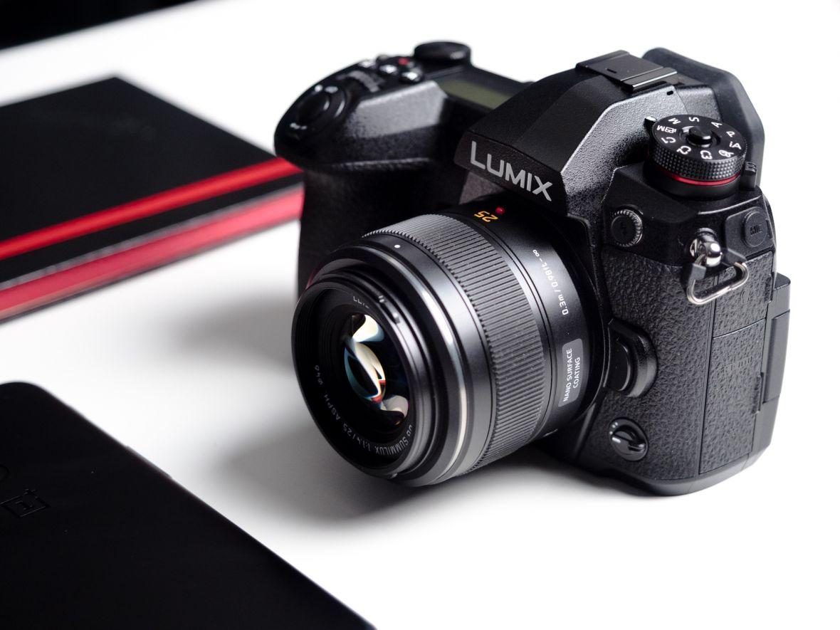 Panasonic Lumix G9 to na razie obietnica rewelacyjnego aparatu – recenzja Spider's Web