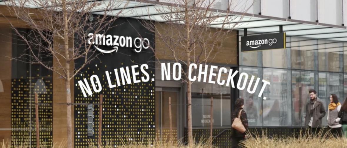 Amazon otworzył dzisiaj pierwszy sklep Amazon Go. Bez kasjerów, bez kolejek, bez gotówki