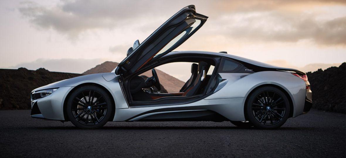 976662978 Nowe BMW i8 Coupe to prawdopodobnie najpiękniejsza sportowa hybryda na  świecie