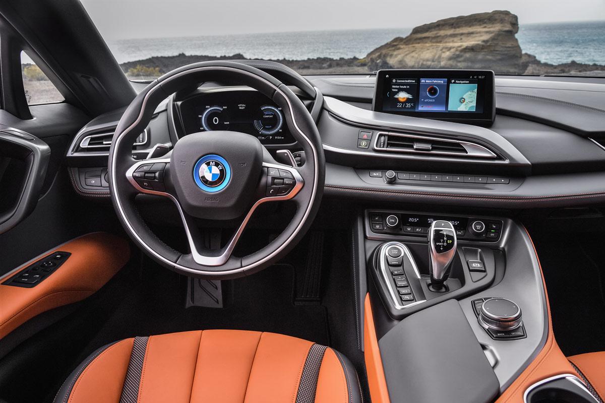 f926b1143 Nowe BMW i8 Coupe: najpiękniejsza sportowa hybryda na świecie