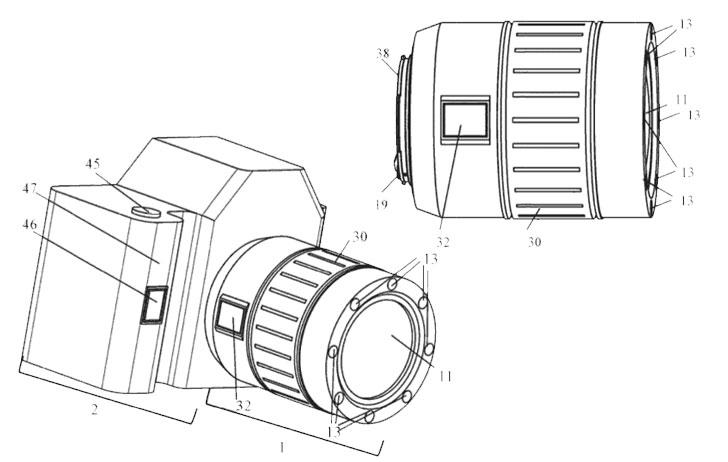 czytnik linii papilarnych w aparatach canon