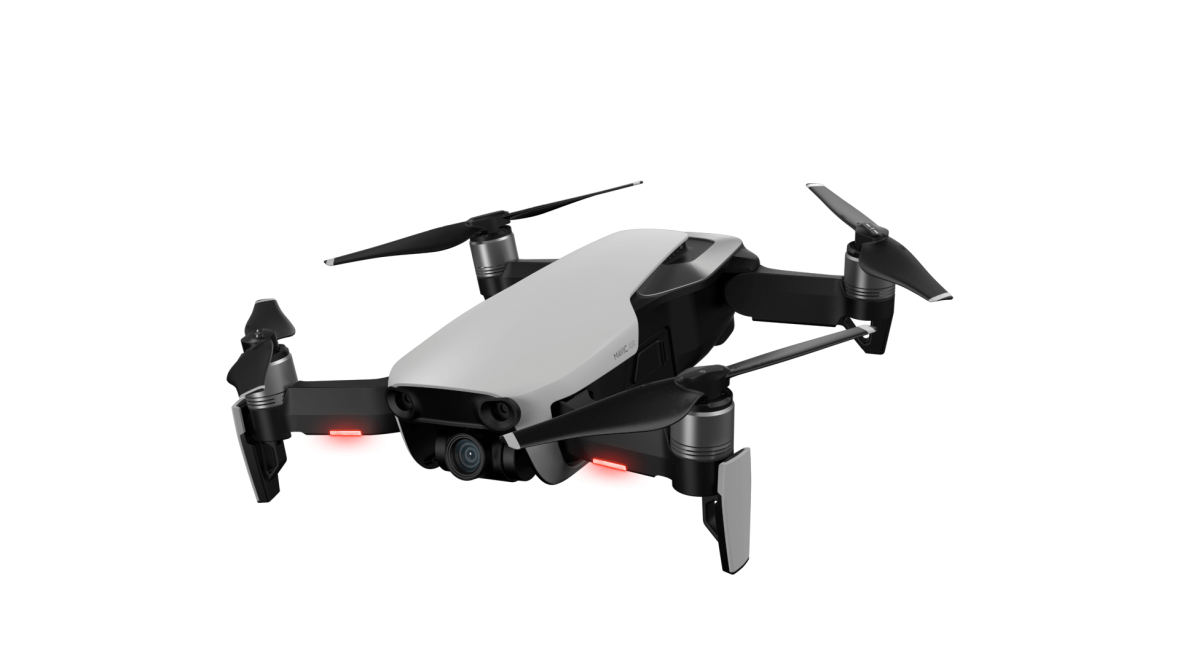 DJI Mavic Air to jeden z najlepszych dronów na rynku. Dziś kupisz go znacznie taniej
