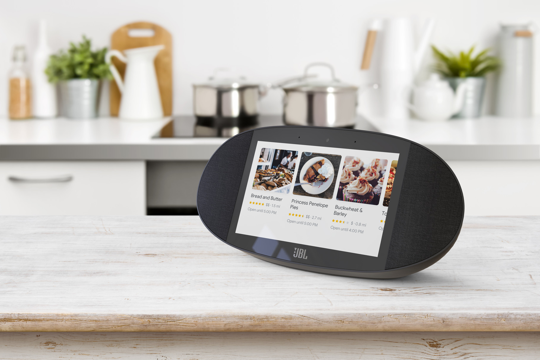 głośnik google asystent smart display