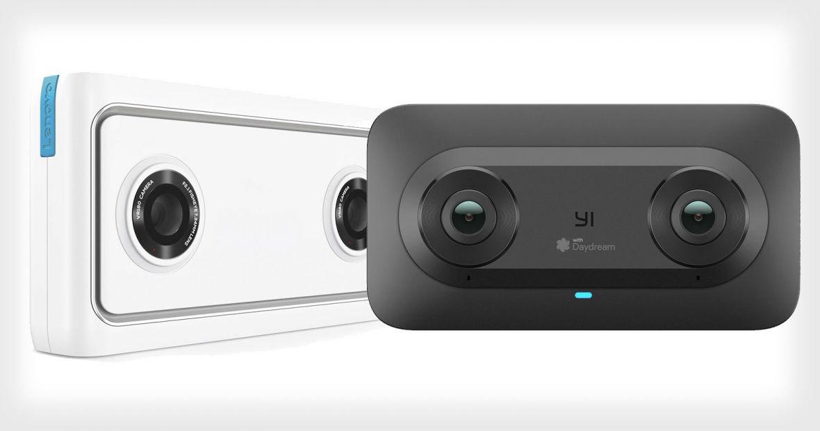 Google ma nowy pomysł na aparaty kompaktowe. Od teraz będą miały po dwa obiektywy