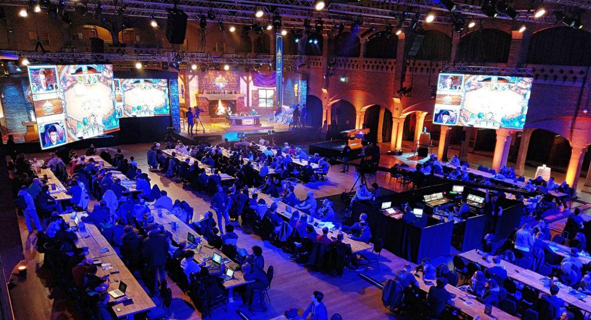 Hearthstone to e-sportowy poker z pulą nagród wynoszącą 2,5 mln dolarów