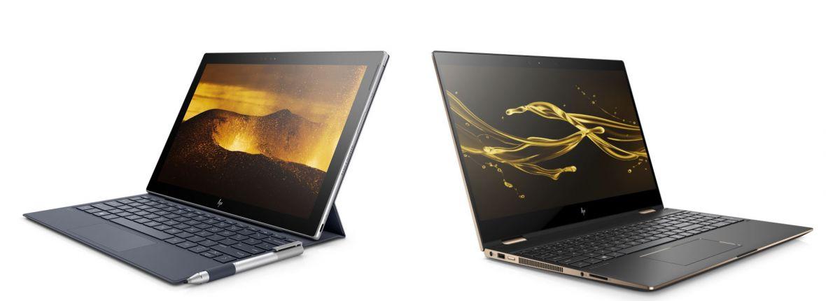 HP pokazało komputer moich marzeń. Nowy Spectre X360 i HP Envy X2 nie mają sobie równych