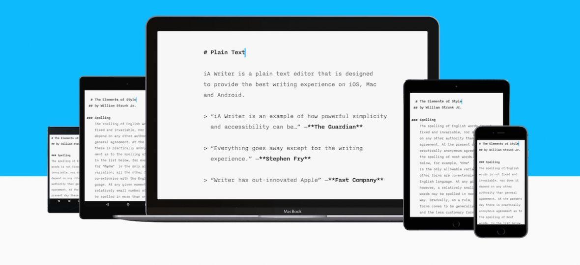 Twórcy iA Writera zrozumieli swój błąd. Wersja dla Windows nie zostanie ogołocona ze wszystkich funkcji