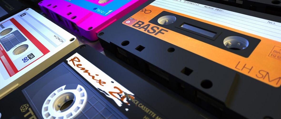 Trudno w to uwierzyć, ale Strażnicy Galaktyki uratowali kasety magnetofonowe