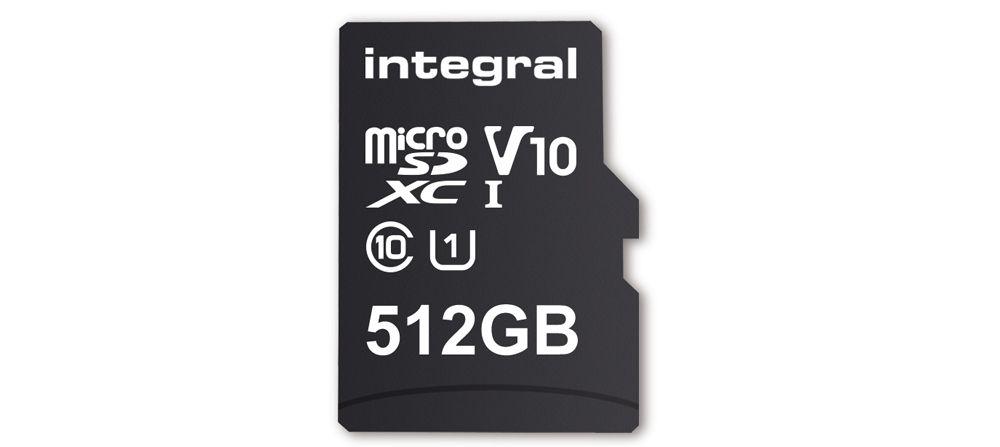 Teraz nie powinno zabraknąć ci miejsca. Oto pierwsza karta microSD 512 GB