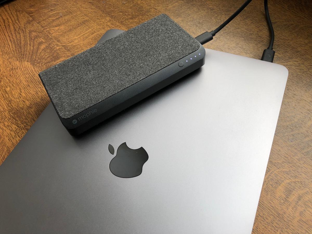 mophie powerbank powerstation USB-C XXL