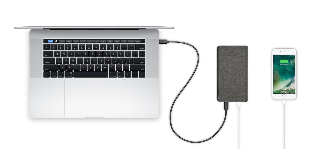 mophie powerbank powerstation USB-C XXL 15