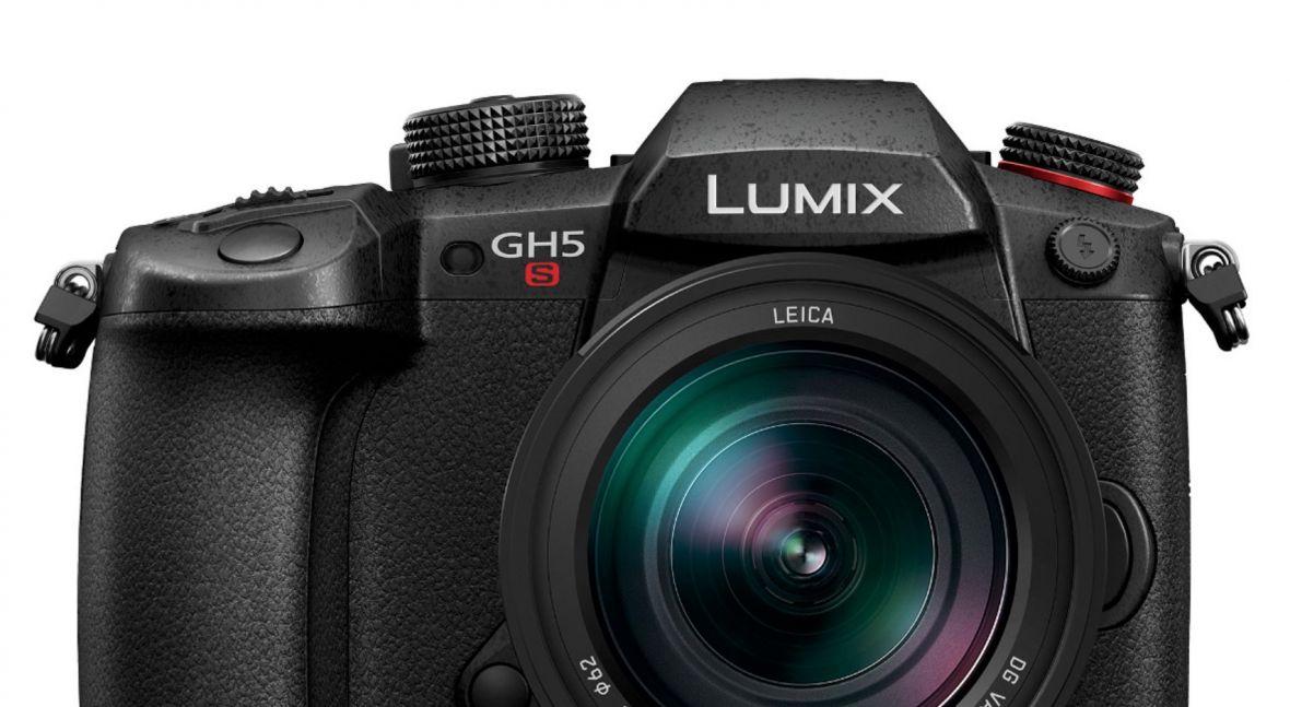 Jeszcze aparat czy już kamera? Panasonic GH5S zadebiutował oficjalnie