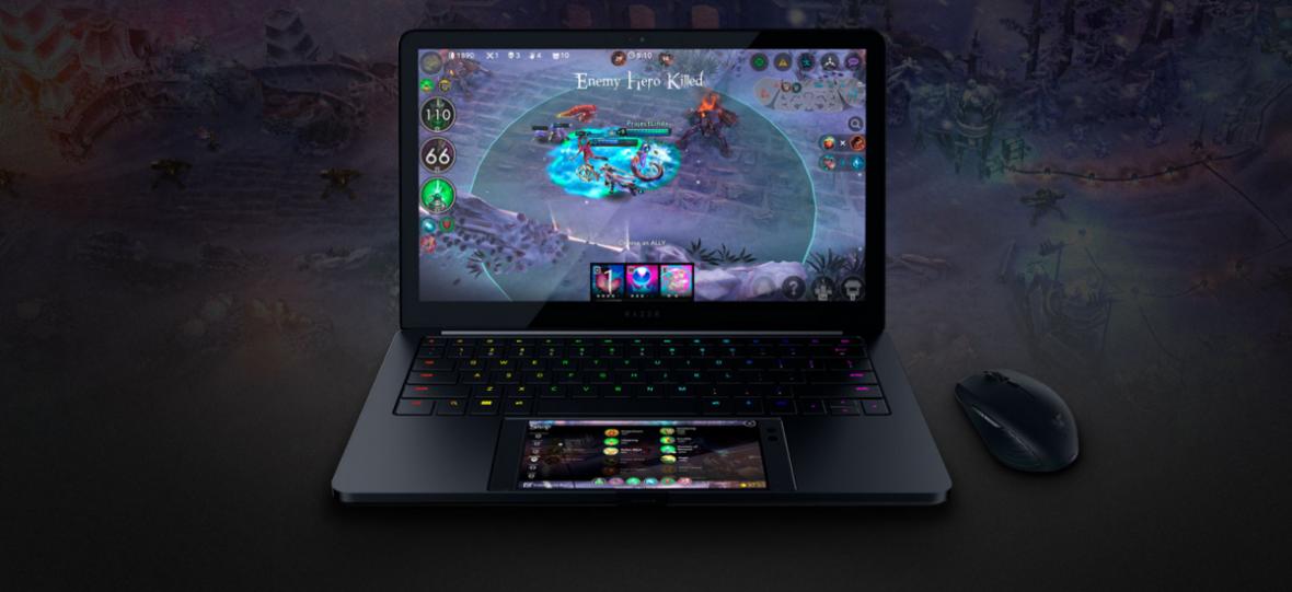Czy to laptop? Czy to smartfon? Nie – to Project Linda, niesamowita stacja dokująca do Razer Phone