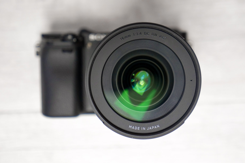 sigma 16mm f/1.4 - recenzja, test