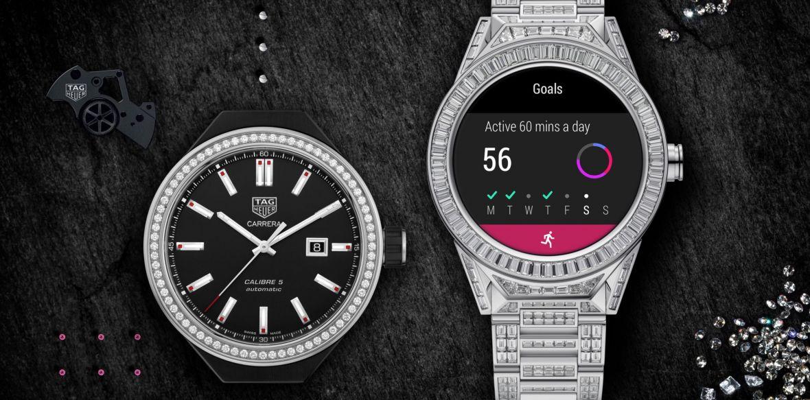 Wilk syty i owca cała. Tag Heuer zaprezentował zegarek z Androidem za 180 tys. dolarów