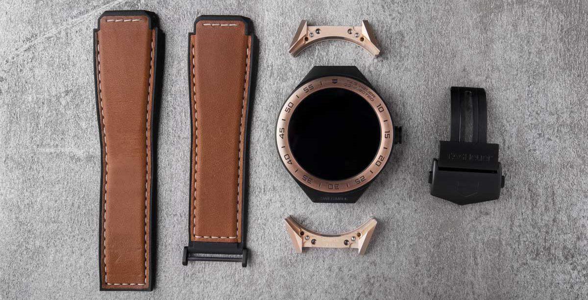 tag heuer zegarek smartwatch 180 tys dol