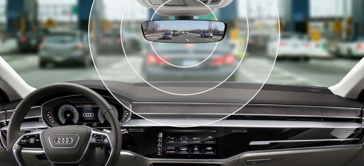 W końcu ktoś o tym pomyślał. Audi chce skończyć z autostradowymi winietami naklejanymi na szybę