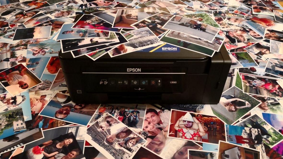 Epson L3060 WiFi Print Scan Copy Printer