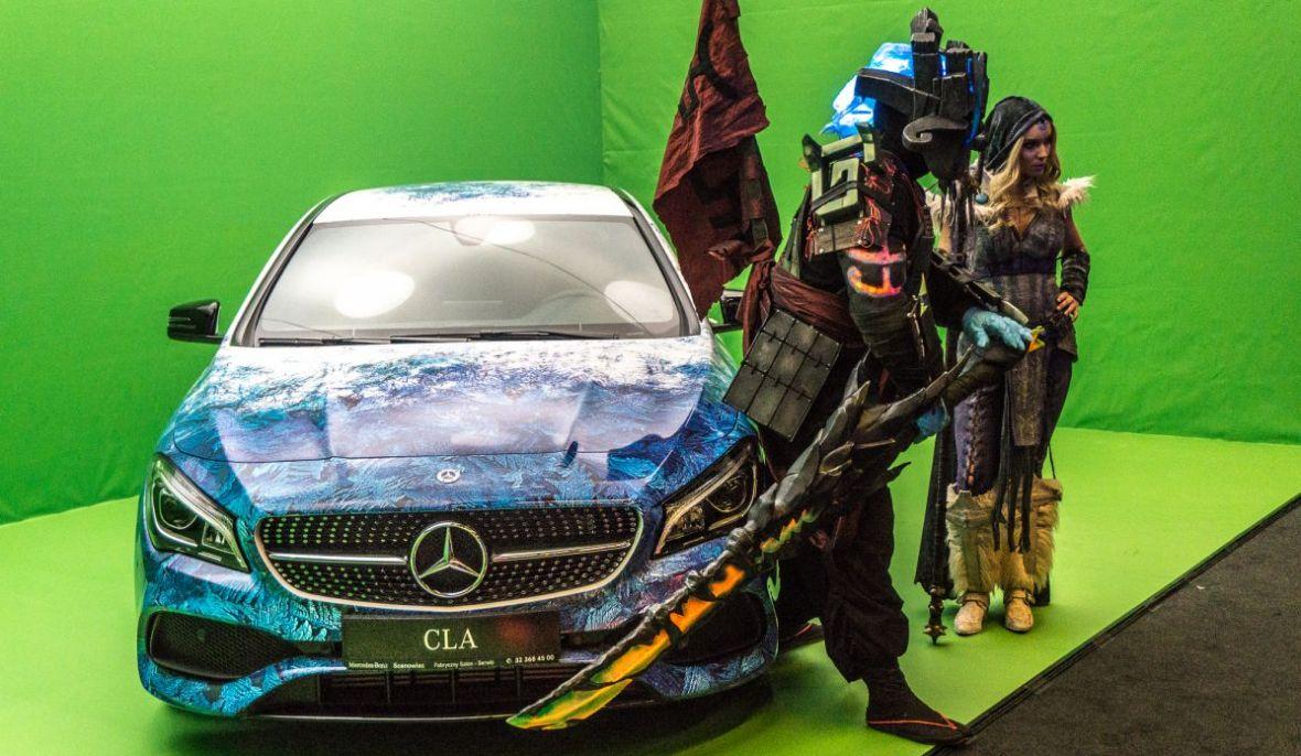 Jesteśmy pionierami motoryzacji, chcemy być pionierami e-sportu – Mercedes tłumaczy, co robi na IEM