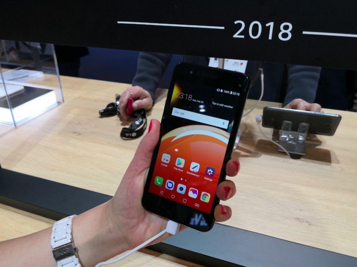 LG pokazało telefony, które będziesz chciał kupić
