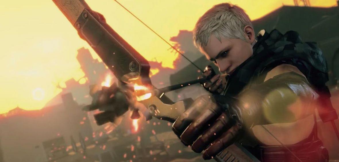 W Metal Gear Survive stan głodu rośnie w oczach. Tak nie da sięgrać, czuję się tak, jakbym siedział na pinezkach