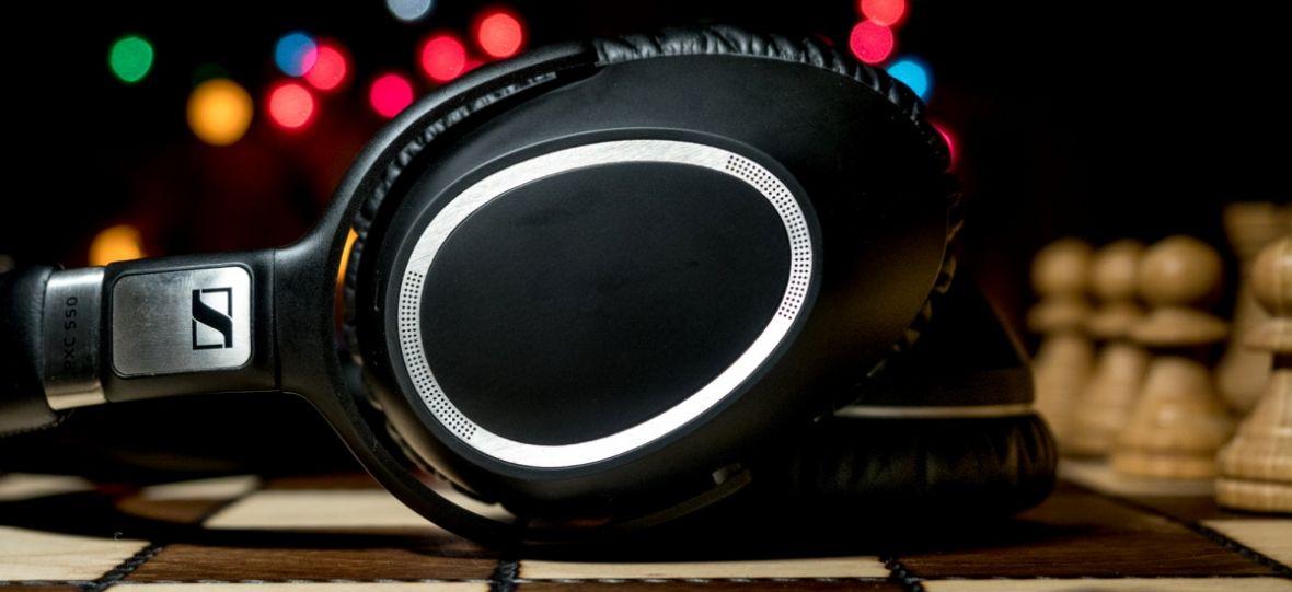 Słuchawki Sennheiser PXC 550 mają tak niewiele wad, że to wręcz nie fair względem konkurencji
