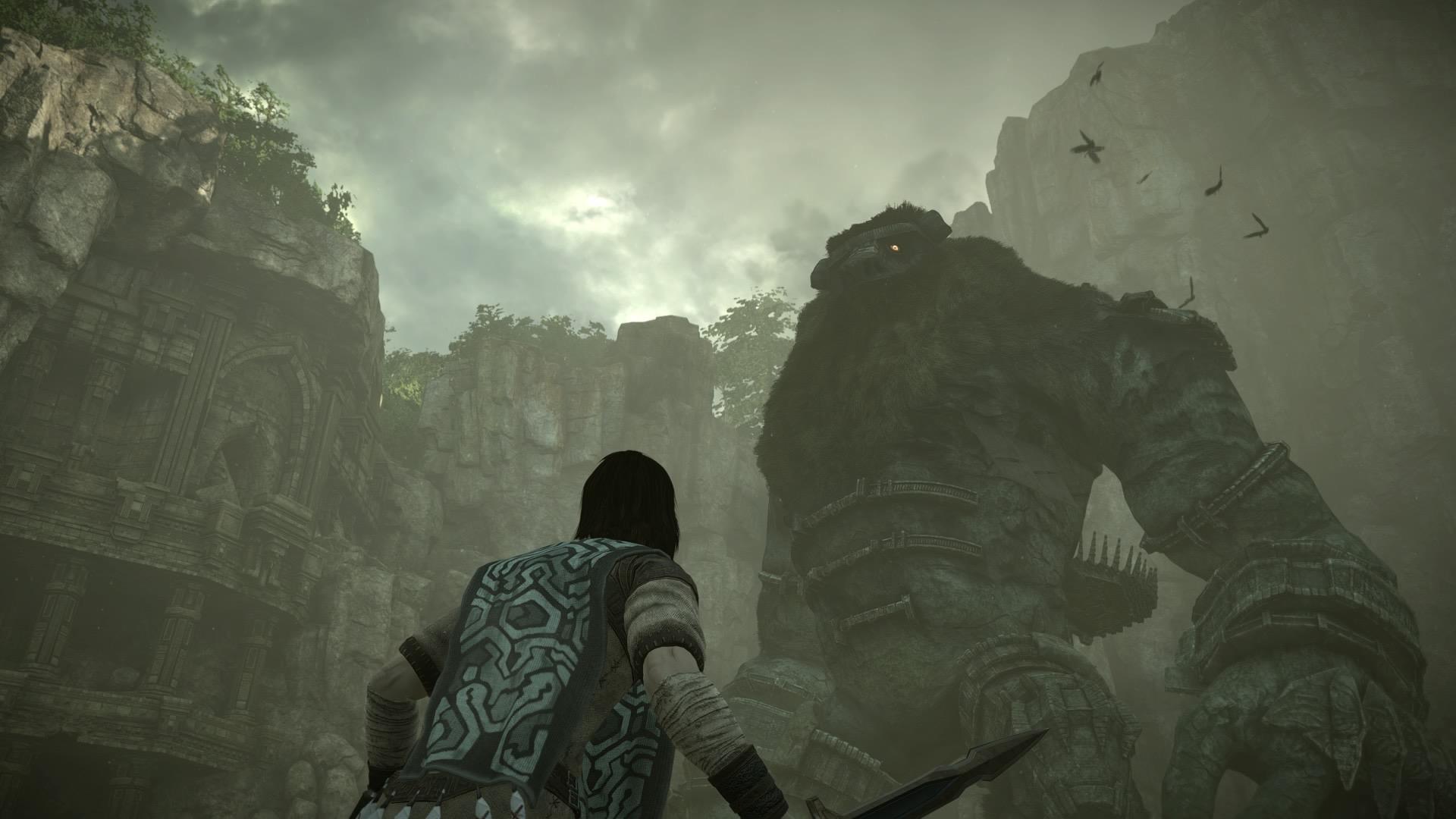 Najlepsze gry 2018 na wyłączność dla PlayStation: Shadow of the Colossus
