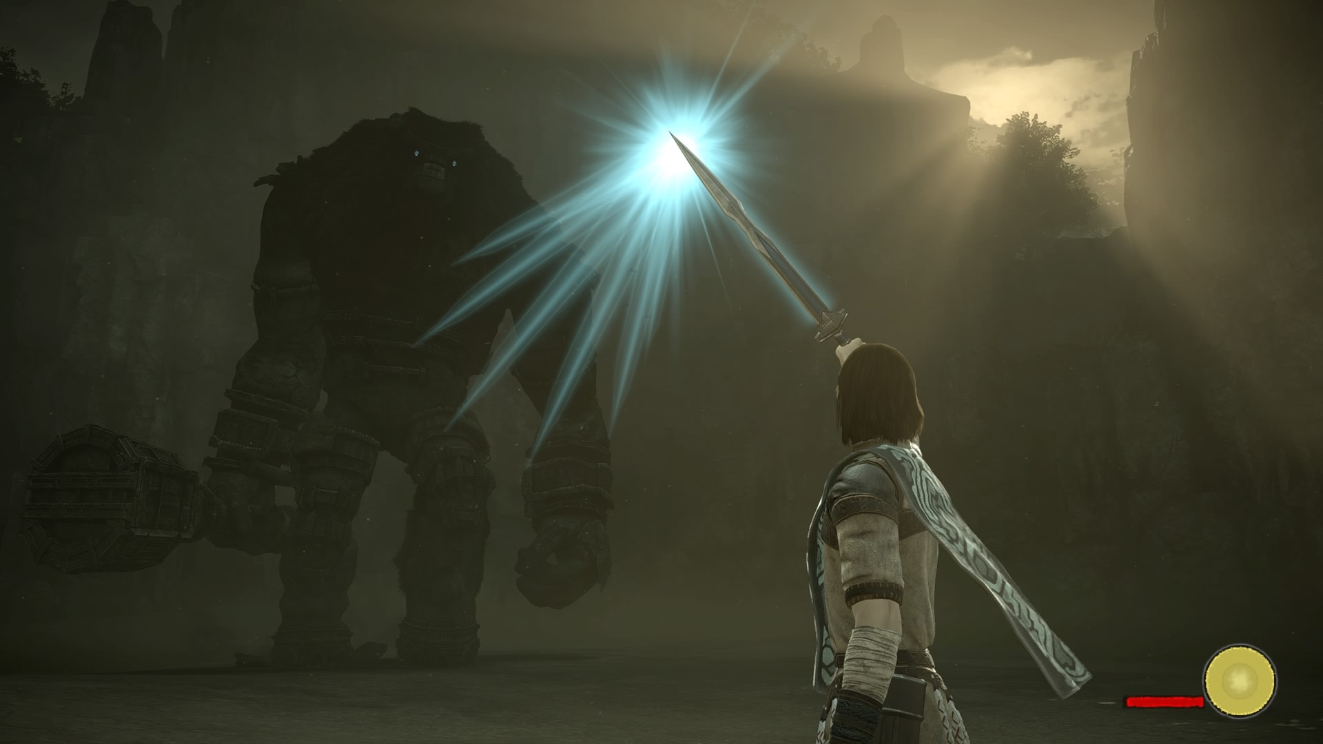 Shadow of the Colossus PS4 29