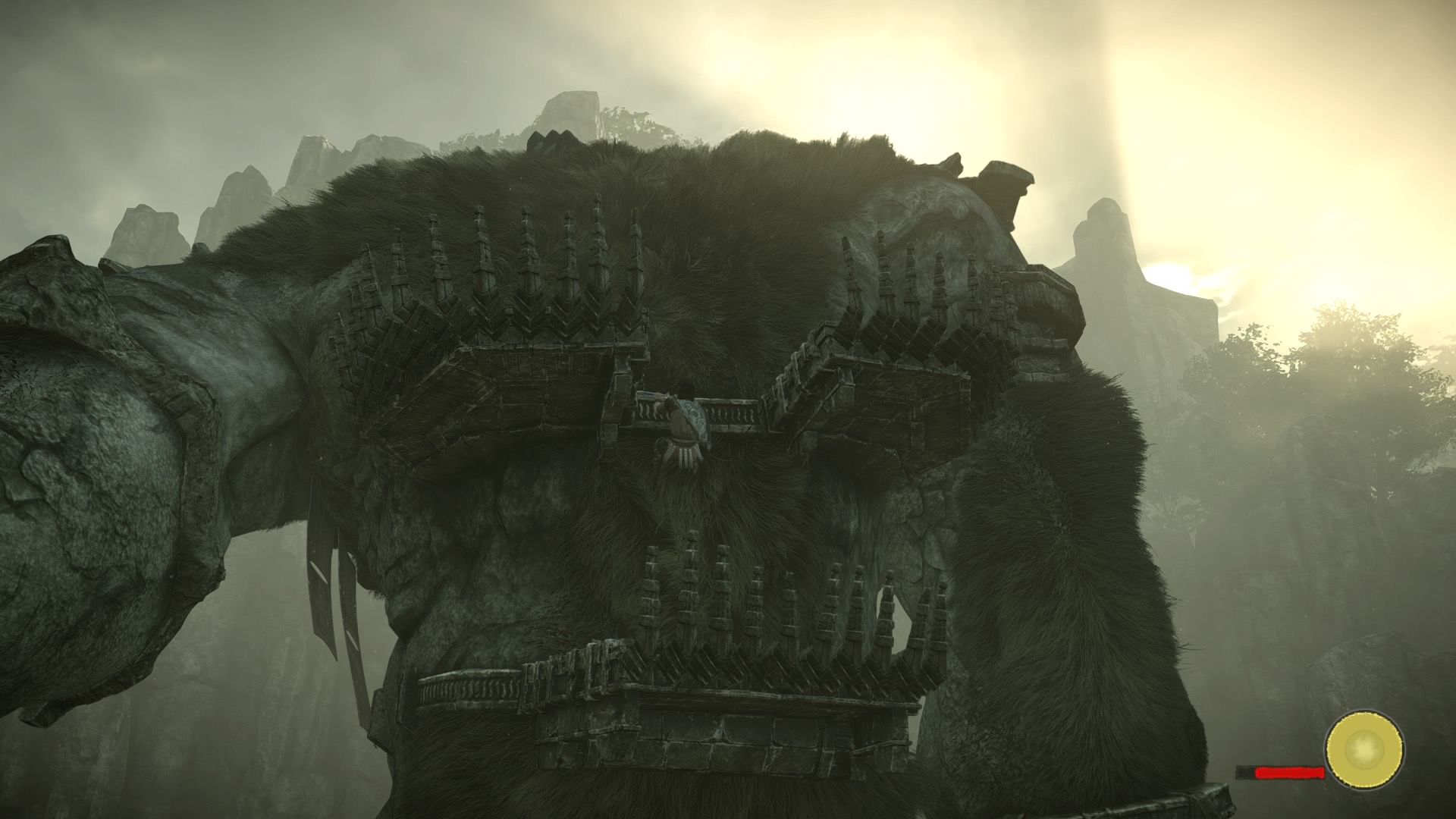 Shadow of the Colossus PS4 33