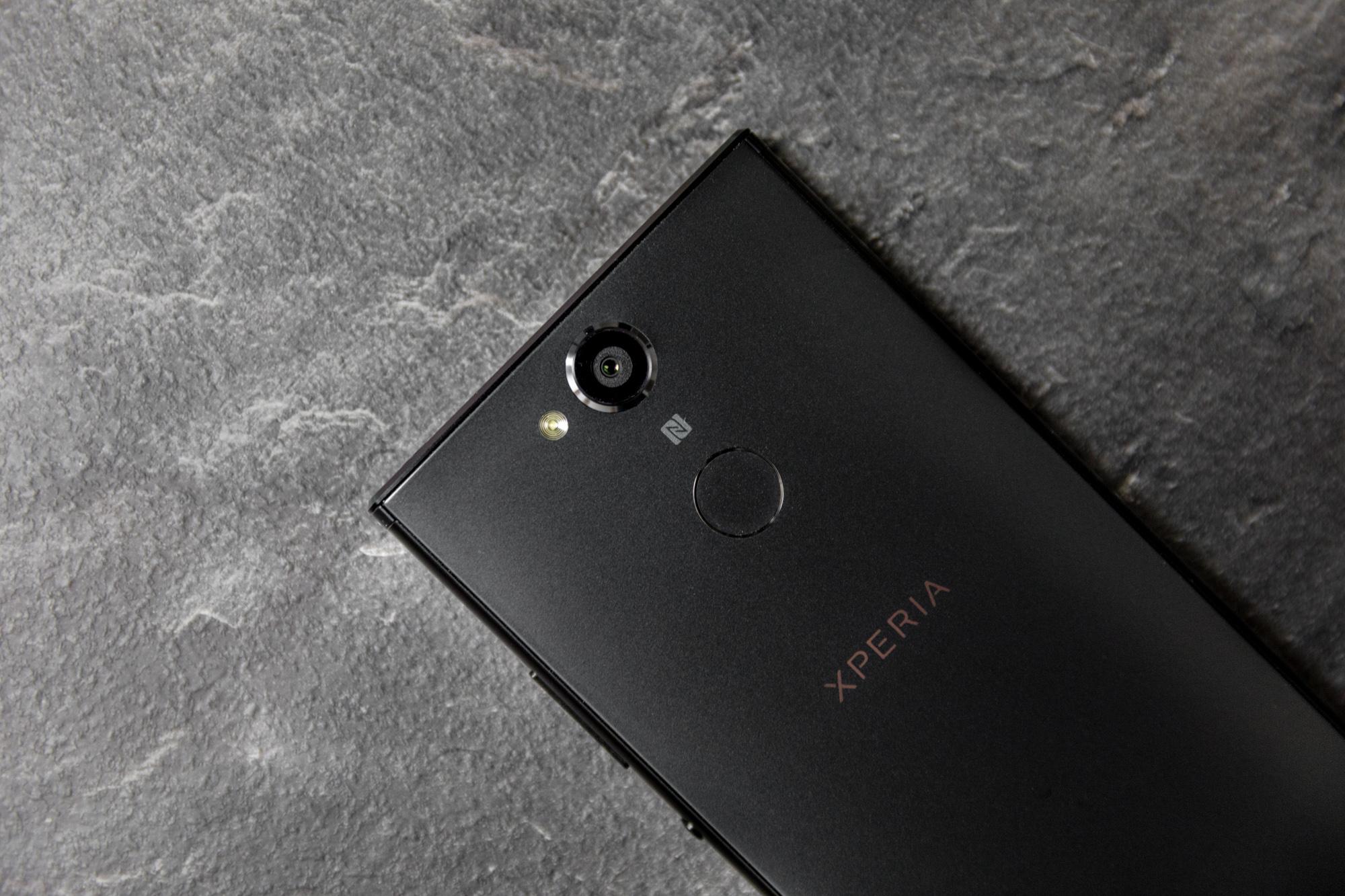 Jaki telefon do 1500 zł?Sony Xperia XA2