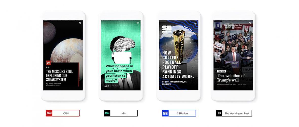 Google właśnie dołączył do konkursu na to, komu uda się skutecznie wykorzystać format Stories