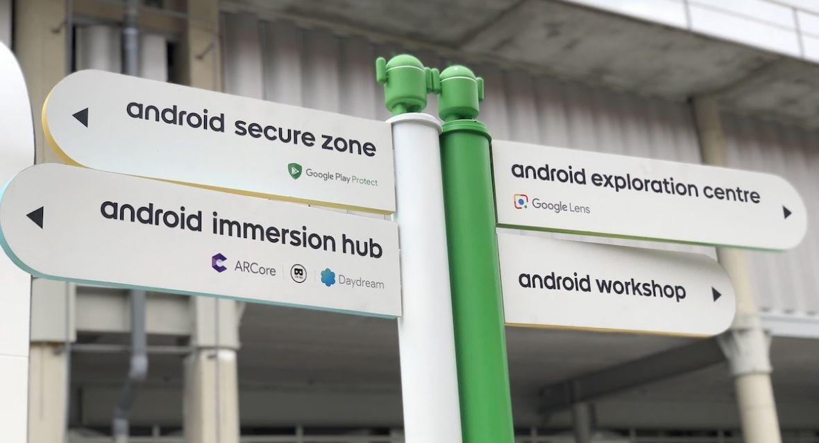 Smartfony nie są już oczkiem w głowie Google'a. Odwiedziliśmy wioskę Androida