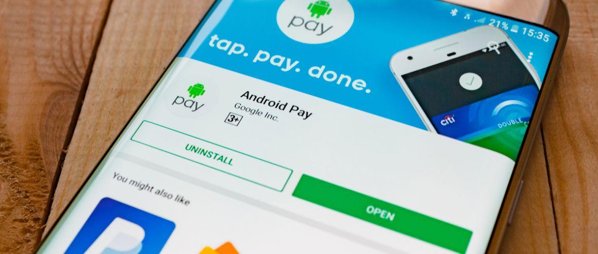 Czas pożegnać Android Pay. Zastępuje je Google Pay, ale zmiany nie dotyczą tylko nazwy